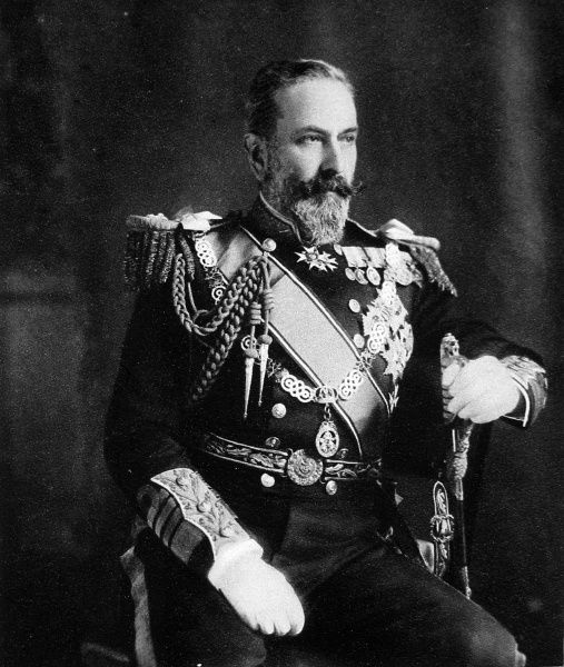 H.S.H Prince Louis of Battenberg