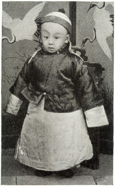 HSUAN-T'UNG Tenth and last emperor (1908- 12) of the Ch'ing dynasty of China Later known in West as HENRY P'U-I