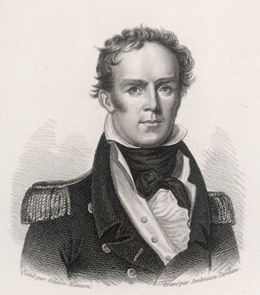 HUGH CLAPPERTON Scottish naval officer, explorer in Nigeria, first European to see Lake Chad : died on expedition to find the source of the Niger