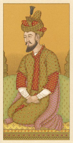 HUMAYAN Mughal Emperor from 1530, but spent most of his rule in exile