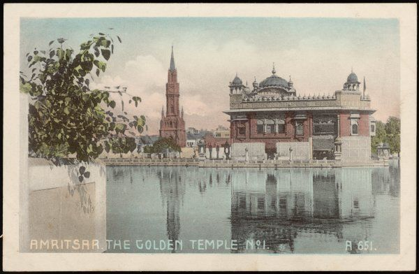 Amritsar: the Golden Temple