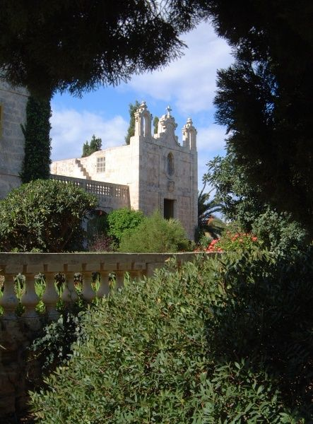The Chapel, The Inquisitor's Palace, Girgenti, home (official residence) of the Prime Minister of Malta