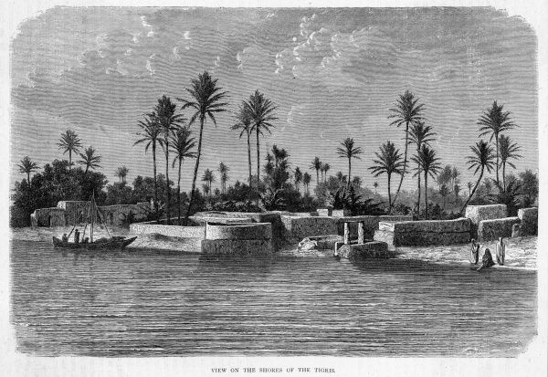 View on the Tigris