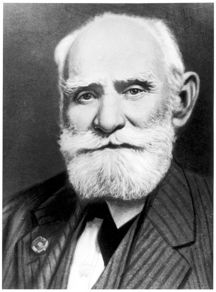 IVAN PETROVICH PAVLOV Russian physiologist