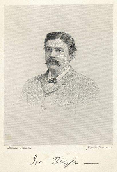 IVO FRANCIS WALTER BLIGH 8th Earl of Darnley Led the English touring side to Australia in 1882, meeting his future wife in Melbourne