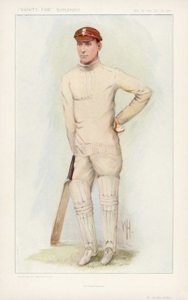 Jack Hobbs (Sir John Berry Hobbs), English cricketer (1882-1963)