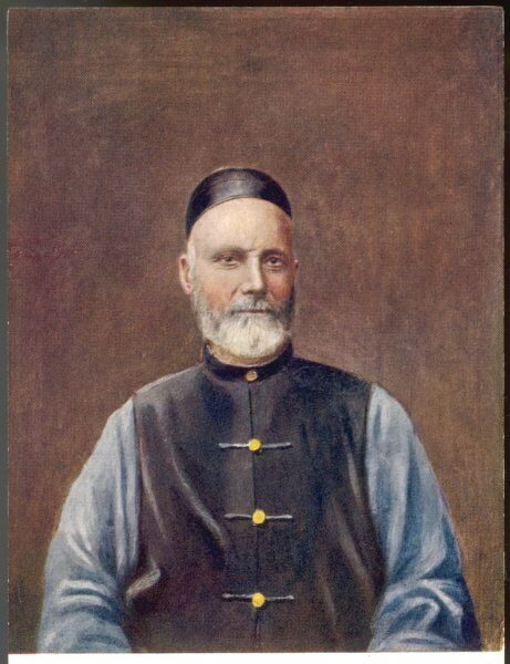JAMES GILMOUR Scottish missionary in China