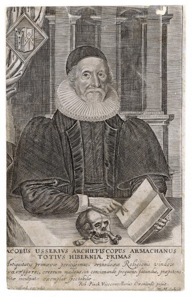 JAMES USSHER ARCHBISHOP OF ARMAGH