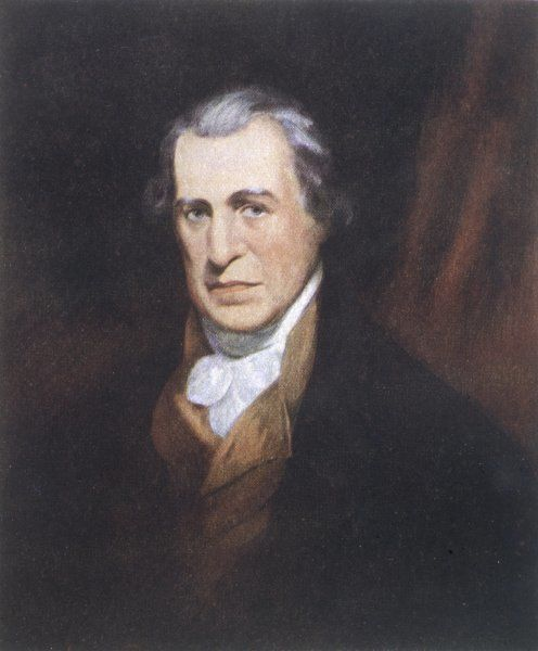 JAMES WATT engineer & inventor