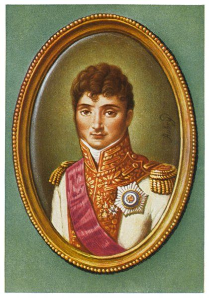 JEROME BONAPARTE Youngest brother of Napoleon I and King of Westphalia