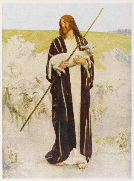 Jesus as the Good Shepherd