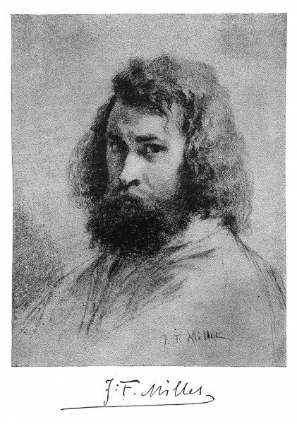 JEAN-FRANCOIS MILLET French painter