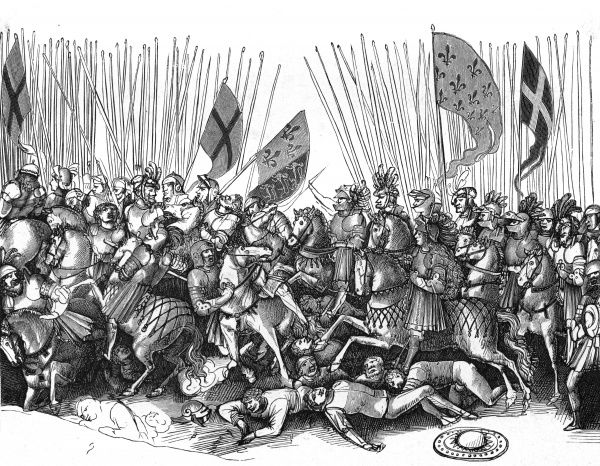 JOAN OF ARC defeats the English at Patay Date: 1429