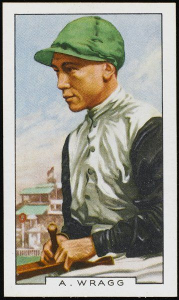 Frank Wootton, jockey