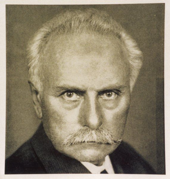 JOHANNES STARK German physicist who won the Nobel Prize for Physics in 1919