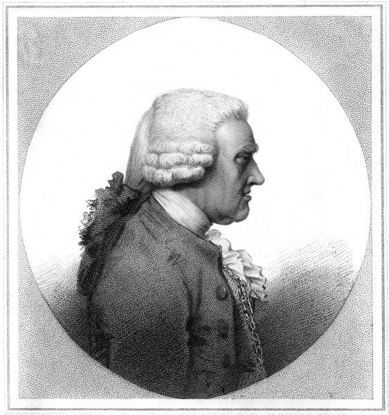 JOHN BOYDELL Alderman and Mayor of London, publisher of prints and engravings, patron of the arts. Date: 1719 - 1804