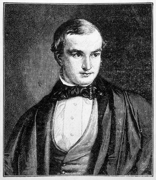 JOHN COUCH ADAMS Astronomer