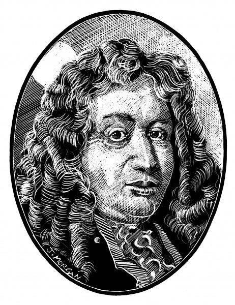 JOHN DRYDEN English poet and Poet Laureate