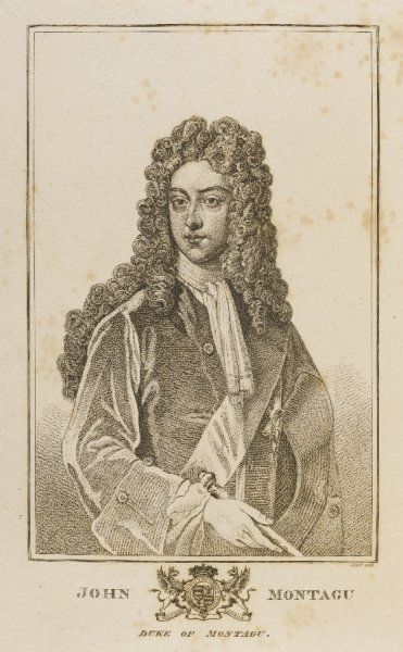 JOHN second duke of MONTAGU (or Montague) eccentric known for his kindness, notably to his hideous dog which he loved because no one would love it