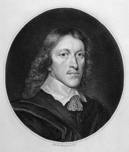 JOHN EVELYN English diarist, chronicler of his travels and contemporary events, and Treasurer of Greenwich Hospital