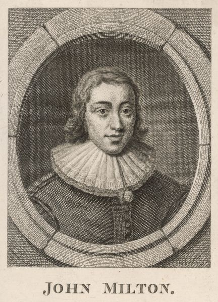 JOHN MILTON English poet and puritan at the age of 21