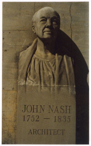 JOHN NASH English architect
