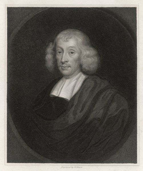 JOHN RAY English naturalist