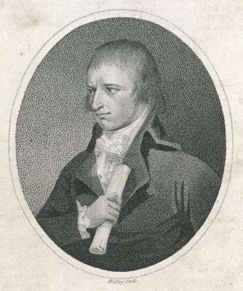 JOHN THELWALL English writer, reformer and lecturer on elocution