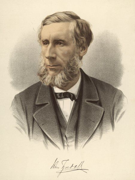 JOHN TYNDALL Irish physicist