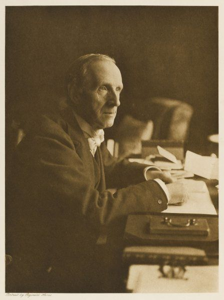 JOHN, viscount MORLEY Statesman and historian, author of several historical biographies, notably Gladstone