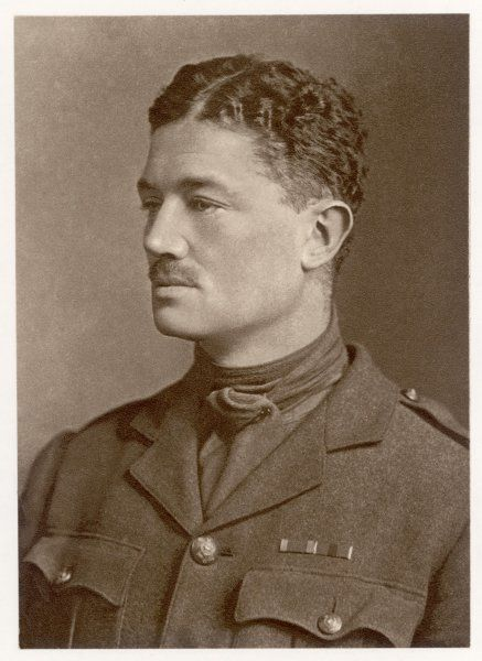 JULIAN GRENFELL World War One soldier and poet