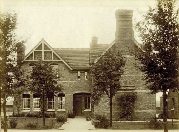 In 1876, the London Borough of Kensington and Chelsea established a District School for pauper children at Banstead, Surrey (later known as Beechholme). As well as 'cottage homes', each housing 40 children, the site had its own schools