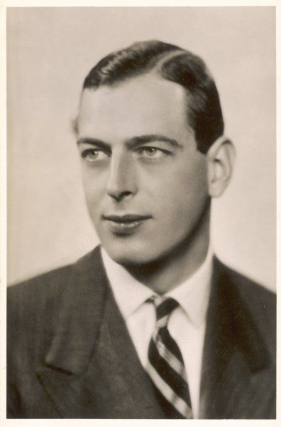 GEORGE, DUKE OF KENT Son of George V