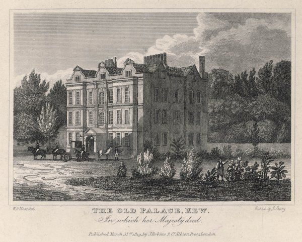 The Old Palace, Kew