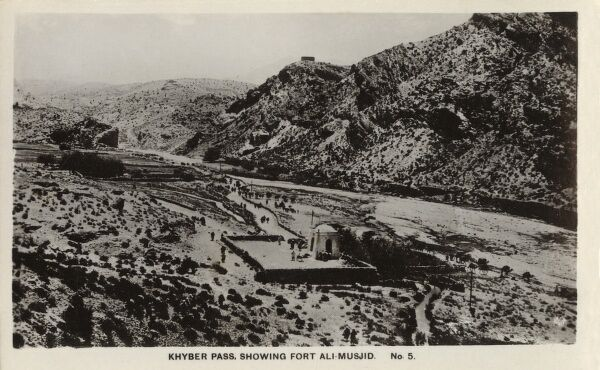Khyber Pass, Afghanistan - Fort Ali-Musjid