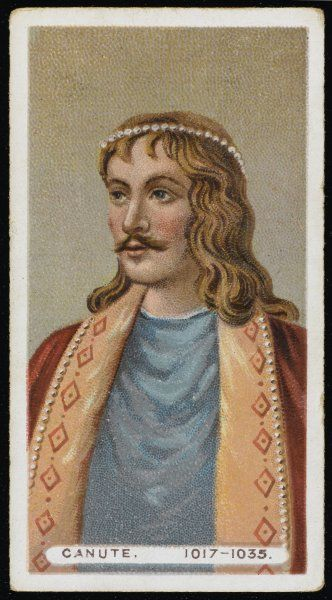 KING CNUT / CANUTE King of England (1016-35) and Denmark (1018-35)