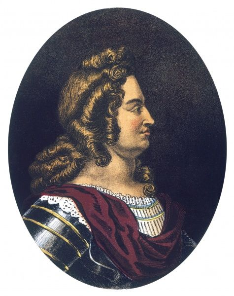 GEORGE II, KING OF ENGLAND Reigned from 1727 to 1760