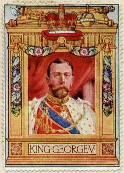 KING GEORGE V of Great Britain