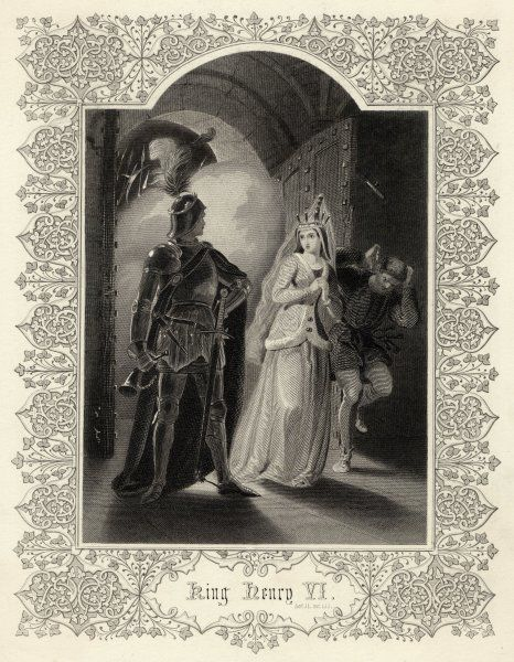 Act II, Scene III (Part I) Talbot enters the Countess of Auvergne's castle