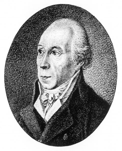 MARTIN HEINRICH KLAPROTH German chemist. Discovered uranium in 1789. Spent his later years studying Asiatic languages