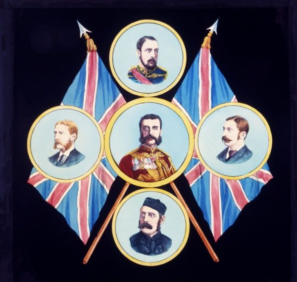 Heroes of Rorke's Drift: Smith-Dorrien, Bromhead, Dartnell and Chard Date: 1879