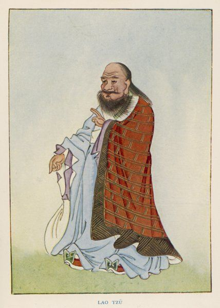 LAO-TZU Chinese philosopher