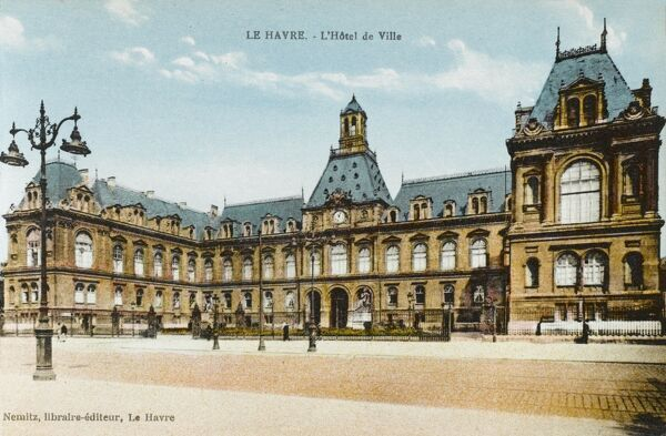 The Town Hall - Le Havre, France