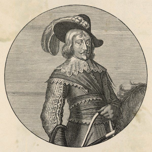 LENNART TORSTENSON Swedish military commander in the Thirty Years War