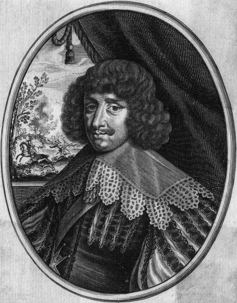 LEON BOUTHILLIER, comte de Chauvigny French statesman, carried out diplomatic missions for Richelieu. Date: 1608 - 1652