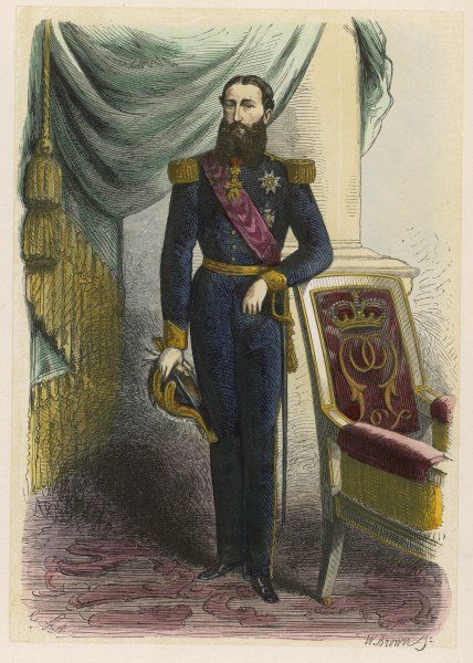 LEOPOLD II King of Belgium (1865-1909)