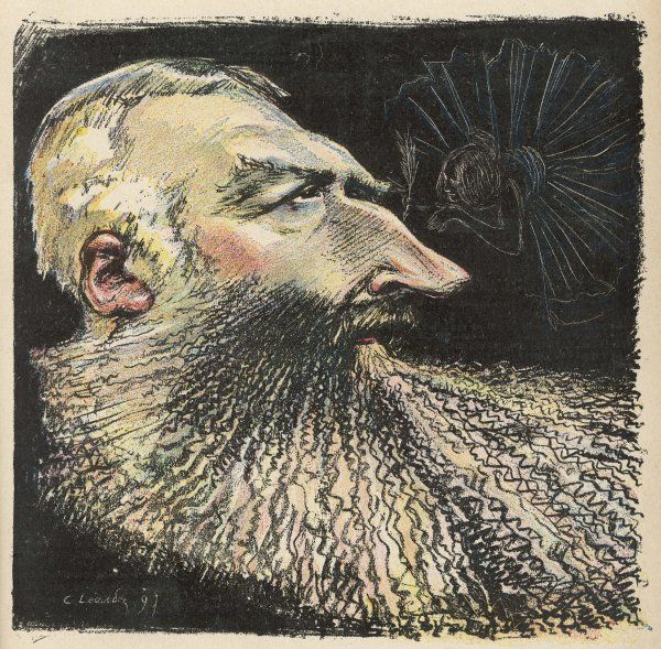 LEOPOLD II King of Belgium (1865-1909) - a satirical view