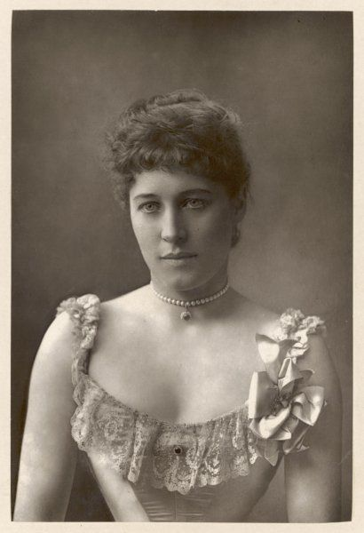 LILY LANGTRY English actress
