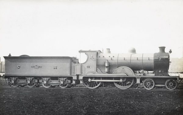 Locomotive no 139 4-4-0 Date