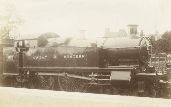 Locomotive no 2225 4-4-2 Date